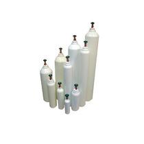 Tubo Oxigeno Medicinal De 1/2 Metro Cubico + Regulador