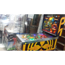 Flipper Pinball Black Out Clarck Entertainment Impecable