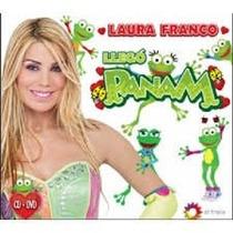 Panam Laura Franco Llegó Panam Cd+dvd Nuevo