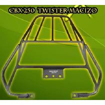 Parrilla Porta Equipaje Rak Macizo Honda Cbx 250 Twister