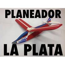 Kit Aeromodelo Audaz Planeador Vuelo Libre Básico Excelente