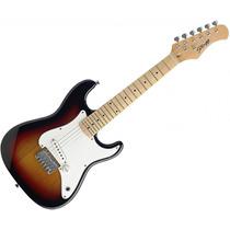 Pack Guitarra Para Niños Stagg Color Sunburst + Amplificador