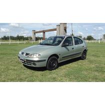 Renault Megane Rn / Con Aire Acondicionado / Mod 2000