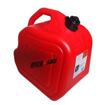 Bidon Combustible 25 Litros Homologado Con Tapa Antiderrame