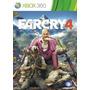 Far Cry 4 Xbox 360 Nuevo Sellado Original