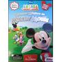 Mickey Mouse 8 Libros 1 Dvd Envio Gratis