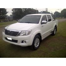 Toyota Hilux Nafta Motor Vvt-i 2,7 Srv C/cuero 4x4