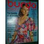 Revista Burda Completa Con Moldes Moda Ropa Costura 6/78
