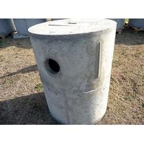 Camara Septica Cemento Comp P/ 8 A 10 Pers, 0.78 X 1.05 Mts