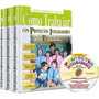 Libro Como Trabajar Proyectos Integradores Preescolar 3ts