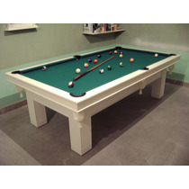 Mesas De Pool Laqueda Diseños Exclusivos