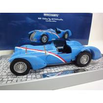Delahaye Type 145 V-12 1937 Grand Prix - Minichamps 1/18