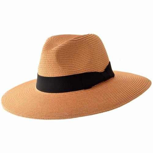 Sombrero Australiano Rafia Compañia De Sombreros Cs733380 e139524a8ba