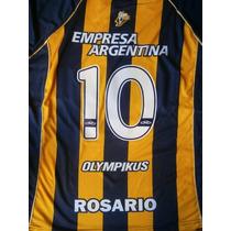 Números Rosario Central 2012-2013 Olympikus