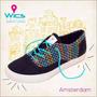 Zapatillas Wics Walk In Colors 12 Pares