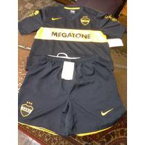 Camiseta Boca Juniors Para Niño. Original