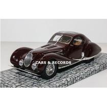 Talbot Lago T 150 C Ss Coupe 1937 - Minichamps 1/18