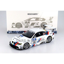 Bmw M3 Gt2 2010 Winner 24h Nürburgring - Minichamps 1/18