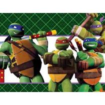 Kit Imprimible Tortugas Ninja Cotillon Y Candy Imprimibles