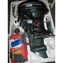 Fuera De Borda Hidea 40 Hp 2t Elect. Comandos Yamaha Mercury