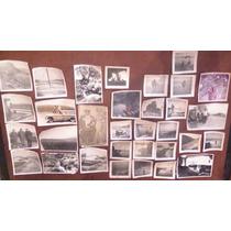 Lote De 32 Fotos Antiguas
