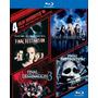 Blu-ray Final Destination / Destino Final / Incluye 4 Films