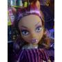 Monster High Gloom Beach - Clawdeen Wolf Fashion Doll
