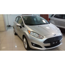 Ford Fiesta Se Plus 1.6 0km 5p/4p Financia 0% Interes (sa)