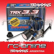 Traxxas 5407 - Motor Nitro Trx 3.3 Completo-revo-t-maxx!!