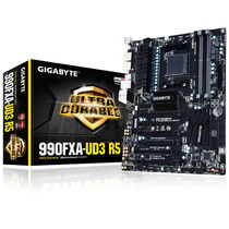 Mother Am3 Gigabyte Ga-990fxa-ud3 R5 Am3+ Crossfire Sli