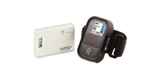 Gopro Combo Kit  Wi-fi Bacpac + Control Remoto Wifi