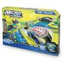 Gran Pista Micro Chargers + 2 Autos Art 27005 Original Intek
