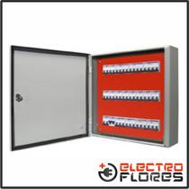 Gabinete Tablero Estanco Chapa Ip65 P/termicas 60 Bocas