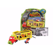 Trash Pack - Trash Wheels Muck Mover /camion Mosquito