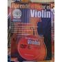 Libro A Tocar El Violin Libro+dvd+canciones Open Music