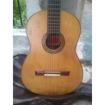 Guitarra Clásica Luthier Carracedo