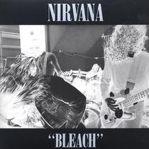 Vinilo Importado Nirvana Bleach Nuevo Cerrado Remasterizado