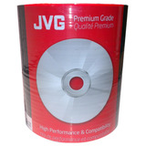Dvd Jvg Estampados 8x 4.7gb 120 Minutos Bulk X100 Unidades