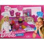 Educando Barbie Comiditas Heladería Cocinera Nenas