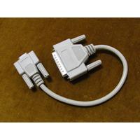 Cable Conector Adaptador Db9 Hembra A Db25 Macho Db9h Db25m