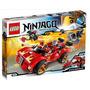 Lego Ninjago 70727 X-1 Ninja Charger