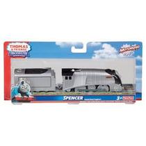Tren Spencer Trackmaster A Pila. Thomas&friends Fisher Price