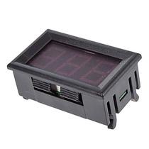 Voltimetro De Panel 3 Digitos 0 - 99.9v Display Rojo Arduino