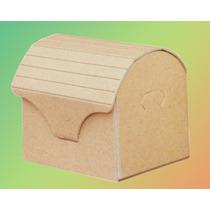 Cajas Cofres Grandes Souvenirs De Calidad Para Pintar X 35