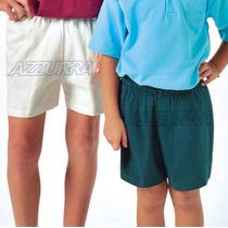 Short Colegial De Arciel Azzurra - Talles De Adulto