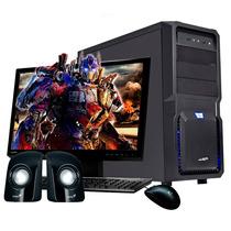 Pc Armada Intel Pentium | Cpu Dual Core X2 | 4gb Ddr3 500gb