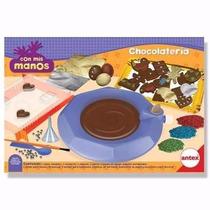 Set Fabrica De Chocolates Chocolateria Con Mis Manos Antex