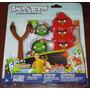 Angry Birds Splat Strike Gomera Y Aves Pegajosas Oferta !!!