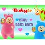 Kit Imprimible Billy Bam Bam De Babytv + Candy Bar