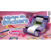 Fabrica De Stickers Fiorella Detalles Creativos Tv Original